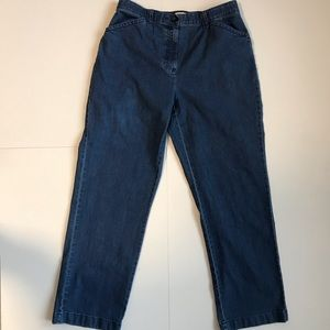 LL Bean Classic Fit Women's Jeans Size 14